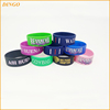 Customize All Kinds of silicone bracelet /Sport Silicon Wristband/rubber bracelet