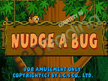 Nudge a Bug by IGS