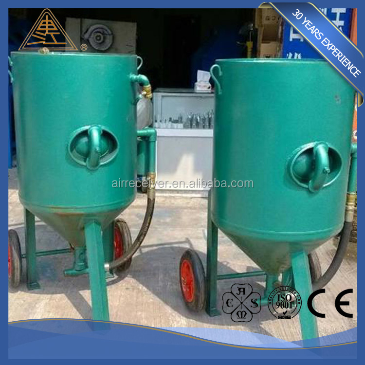 Indonesia sandblasting room dedicated sand blasting pot hire from alibaba trusted suppliers