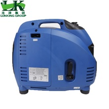 3000w portable slient inverter gasoline electric start generator with EPA/CE certification