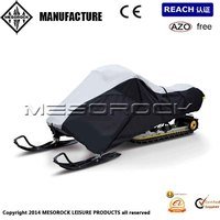 Deluxe Trailerable Snowmobile Cover Protection Cover