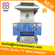 7.5HP High speed industry pet bottle crushing machine/plastic shredder for sale