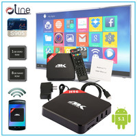Low price Amlogic S905 CPU Penta-core GPU android tv box 3g H96 tv tuner box for lcd monitor