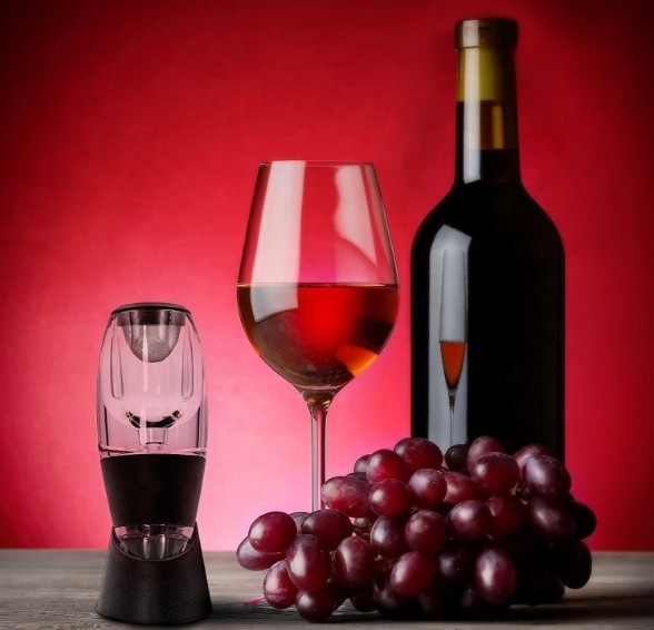Amazon Supplier Aerator Decanter with Base for Red <strong>Wine</strong> For Birthday, Friendship, <strong>Wine</strong> Gift,Home use And Party