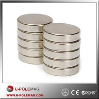 Top Quality N52 Super Strong Round Disc Rare Earth Neodymium Magnets