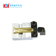 Sec e9 key cutting machine TOY2 clamps used for duplicate key cutting machine