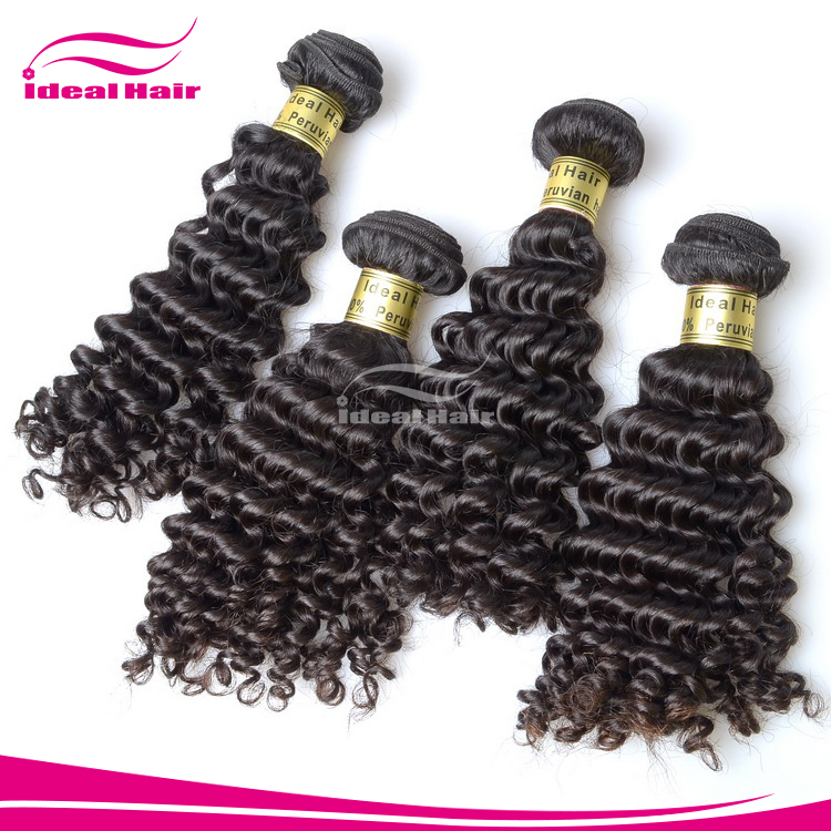 long clip in curly hair extension human hair snap clips