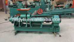 Coal Powder Briquette Making Machine For Hollow or Solid Shape