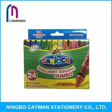 Various colors available gel crayon