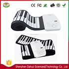 Eco moda 61 teclas roll up piano teclado digital