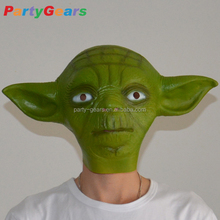 Horror Wars Master Movie Star Yoda Alien Latex Mask