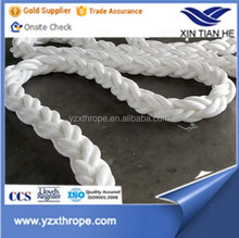 China supplier 3-strands PP polypropylene mooring rope