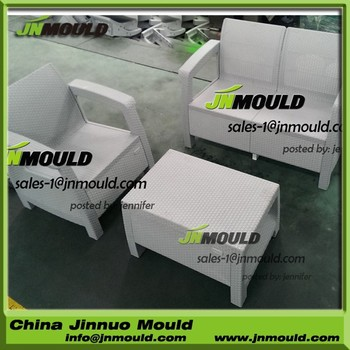 fashionable rattan sofa mould huangyan mould