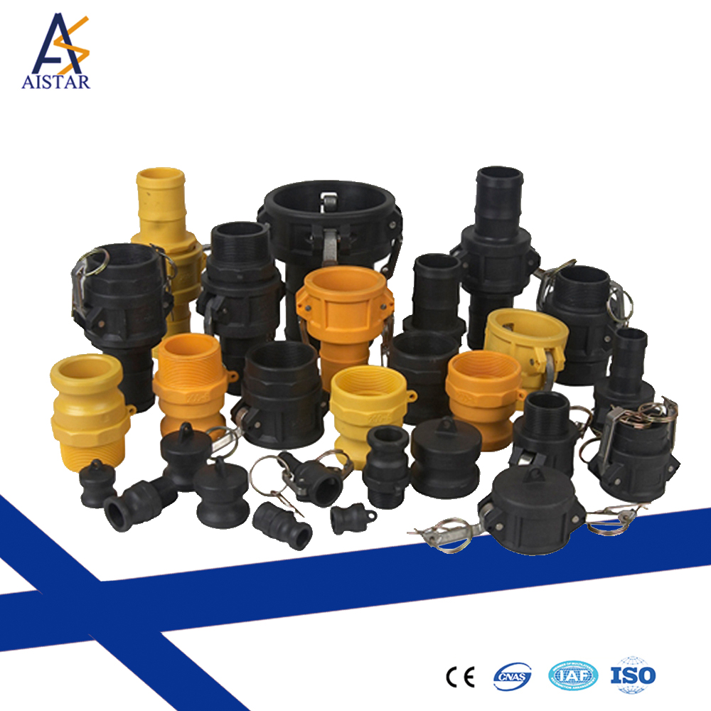 good quality quick cam groove type c,aluminum hose camlock connection manufacturer