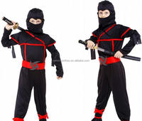 Halloween cosplay for children party costume Naruto costume ninja costume for children