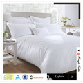 woven technics plain duvet covet sets type bed linen 100% cotton