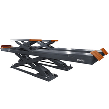 BTD double parking car lift outdoor hydraulic Scissor Lift Table