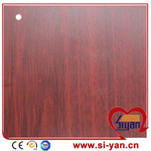 furniture pvc wood texture film