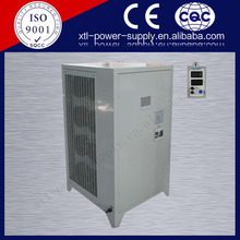 15V 4000A electroplating rectifier for palladium