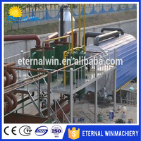 Waste energy oil/ motor oil recycling plant Petroleum oil refinery plant