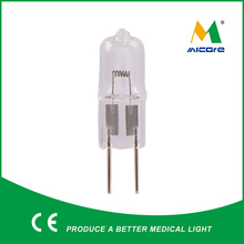 operating light lamp JC 24v 50w G6.35 halogen bulb 2000hours GUERRA 6419/4