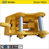 quick release coupling, hydraulic quick coupler, quick hitch