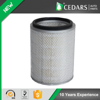 ISO/TS 16949 Certified Air Filter for Hino with 12 Months Warranty