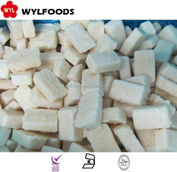 good quality price for frozen IQF garlic crushed