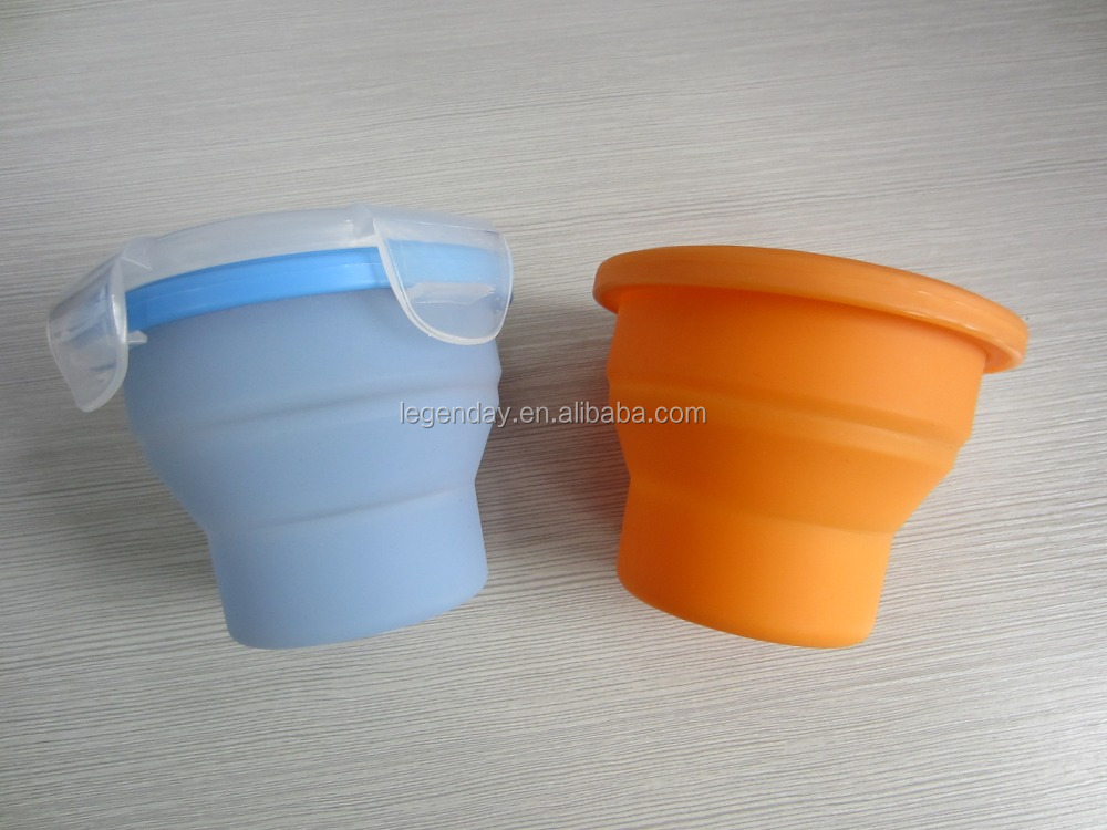 Magic Silicone Collapsible Water Cup