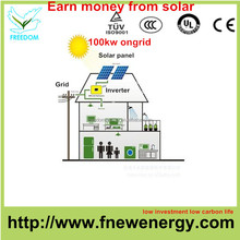 Freedom 40kw 50kw 100kw 100kva 100 kw 150kw 200kw 250kw solar power panel system systems 10kw 60kw 100kw 200kw price for home