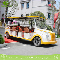 New Designed Electric Sightseeing Automobile With