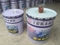 polyurethane waterproof materials of building coating paint