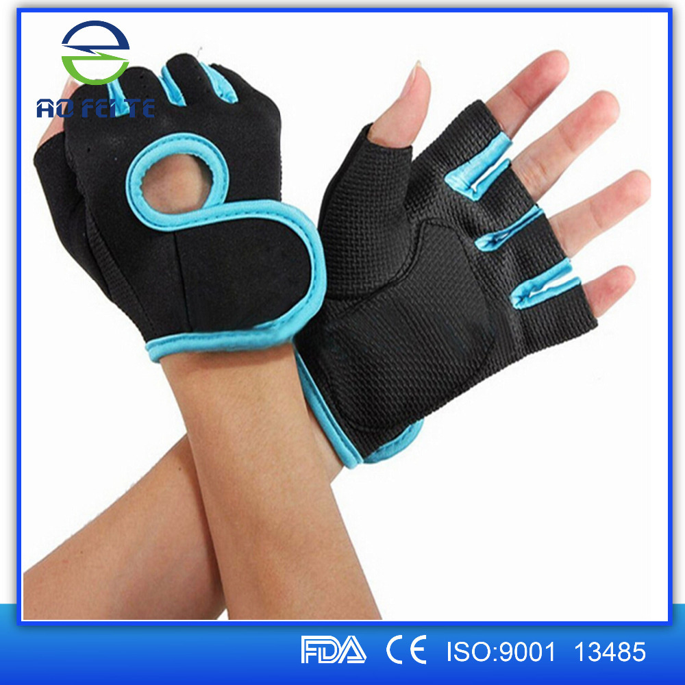 Weight Lifting Gloves With Wrist Support For Gym Workout Crossfit Weightlifting Fitness Cross Training