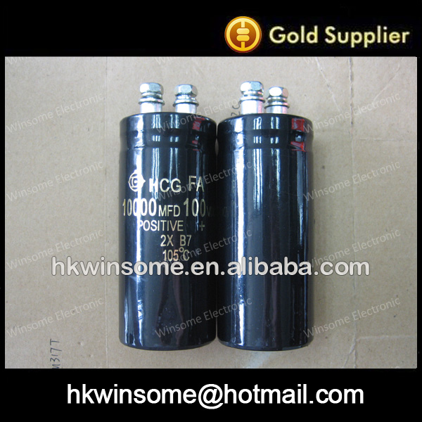 Aluminum Electrolytic Capacitor;Polyester Film Capacitors;Through Hole;CD60 CBB21/60/61/65/80;MKP MPP