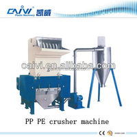 plastic film crusher/film crushing recycling machine