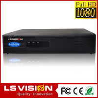 LS VISION oem cctv security camera cloud channel recorder dvr