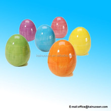 DIY Crafts Ceramic Egg 6 Colors