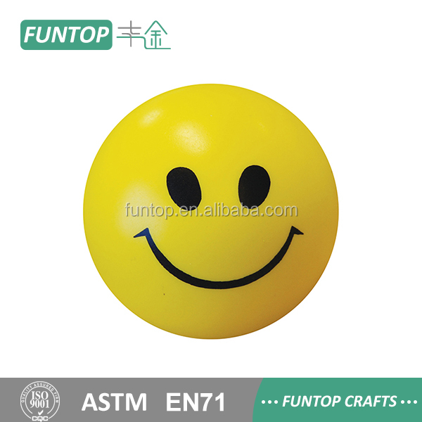 Promotional gift anti stress ball for logo advertising