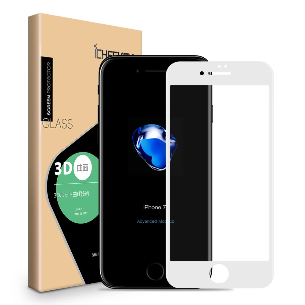 Factory Supplier 9H High Clear Tempered Glass Screen Protector For iPhone 6/6plus/7/7plus
