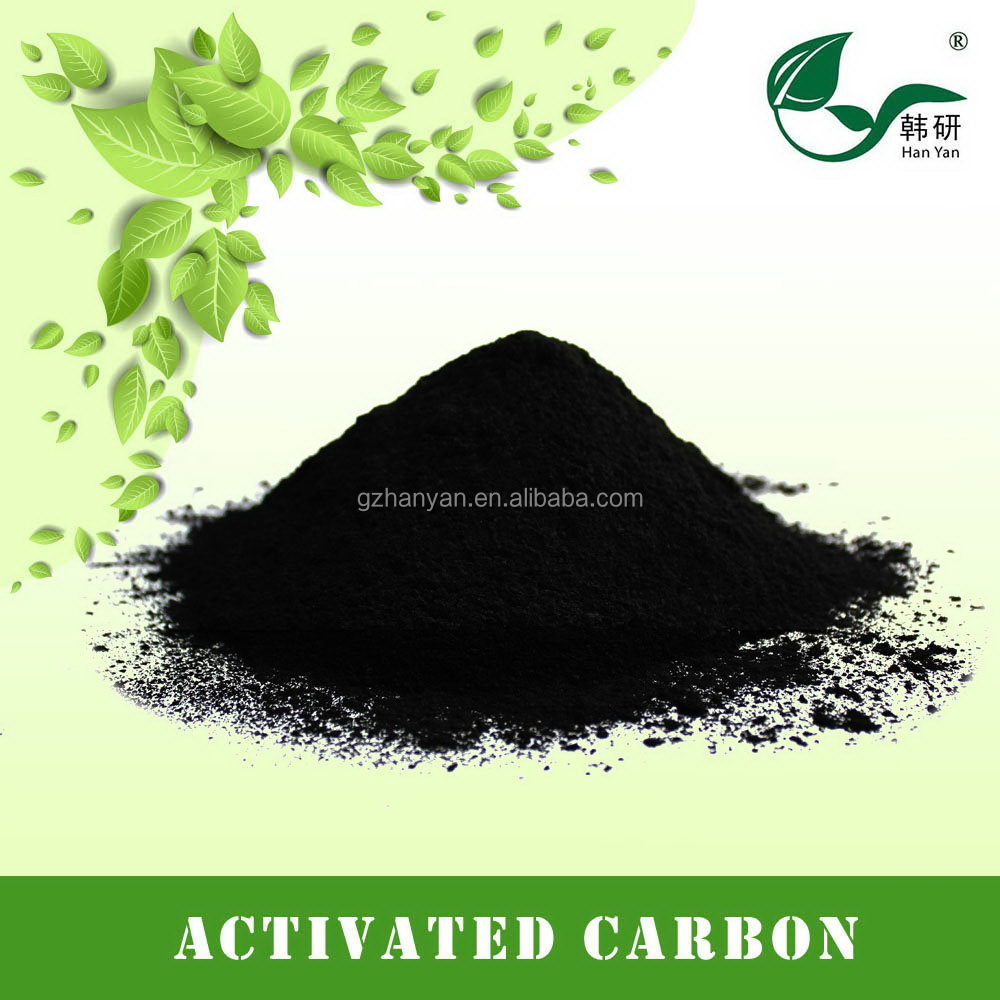 Durable new arrival briquette sawdust activated carbon coconut shell gold