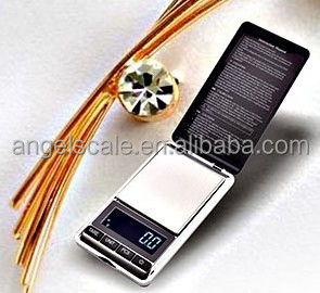 Smart High Accuracy Digital Gram Scale 500 x 0.01g Ideal for Weighing Gems