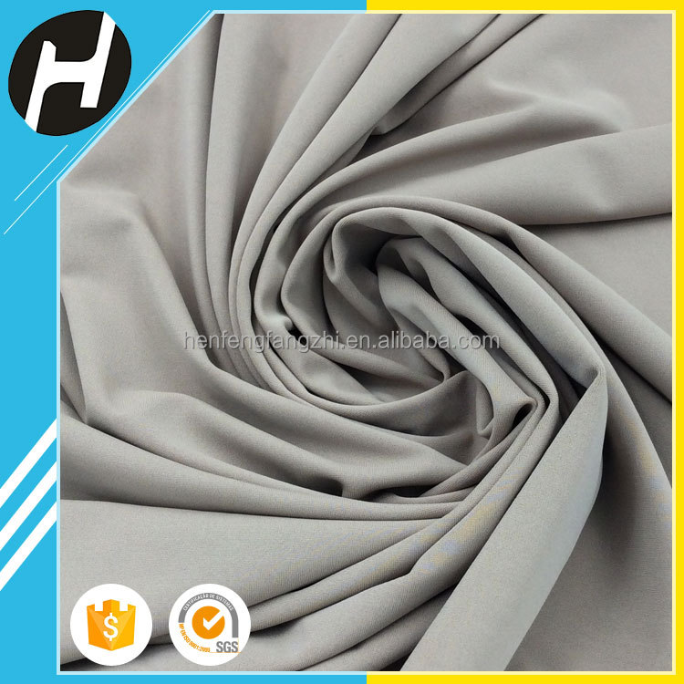 4 way stretch 80 polyamide 20 elastane fabric for swimsuit