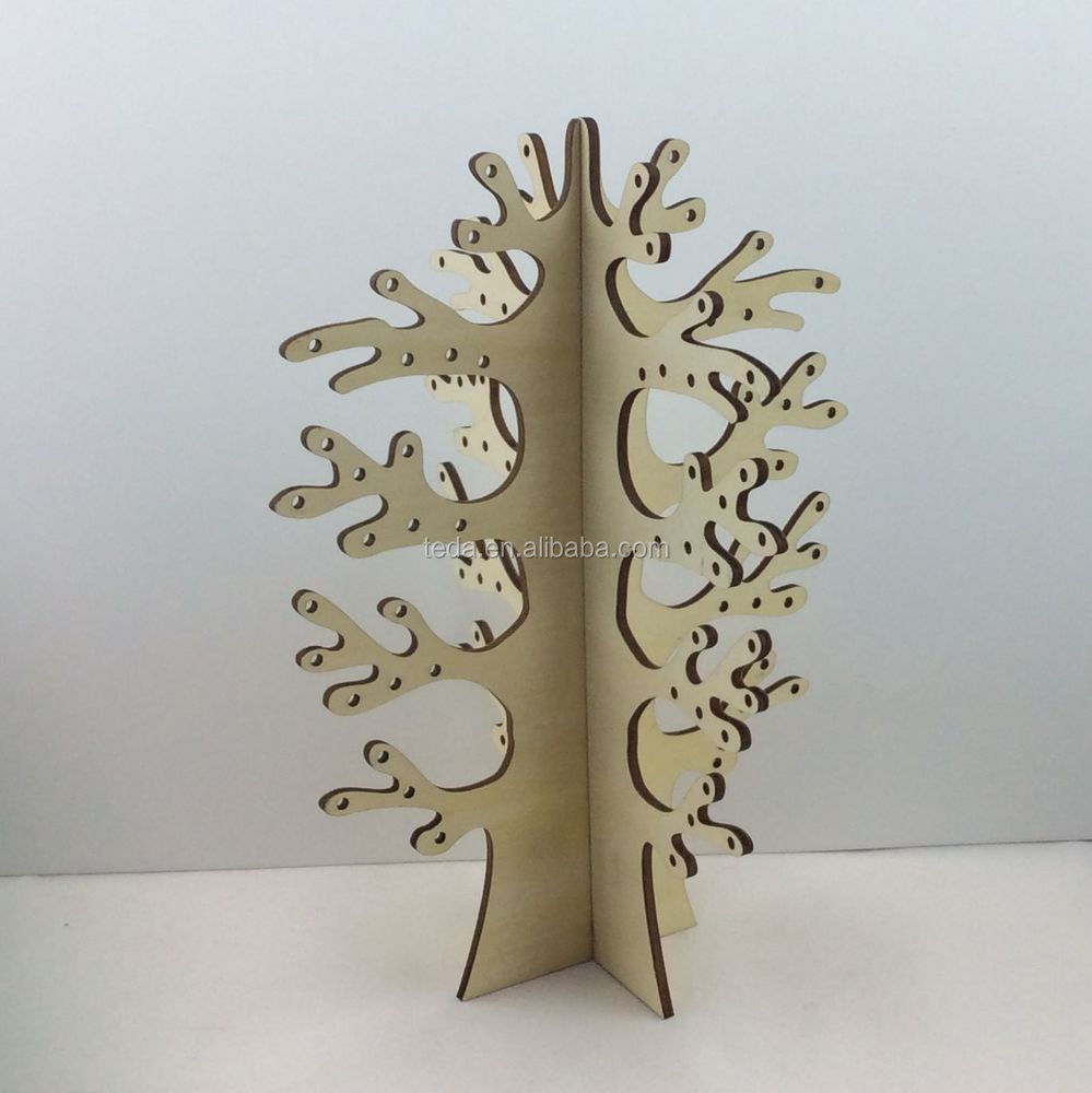 SDS-009 Wooden Christmas Tree (4)