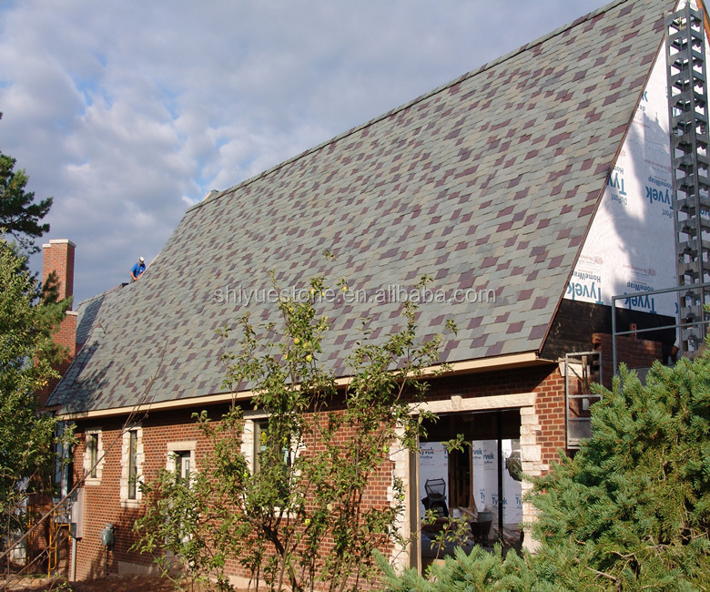 China Multicolor Roof Slate/Slate Roof Tiles/Roof Covering