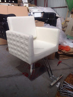 newest white luxury styling chair salon furniture