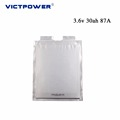 High power Battery Lithium ion Rechargeable Lipo battery 30ah 3.6v 60A lithium ion battery for solar storage