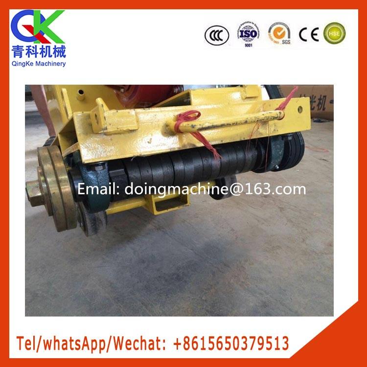 diesel road surface groove cutter and cutting equipment