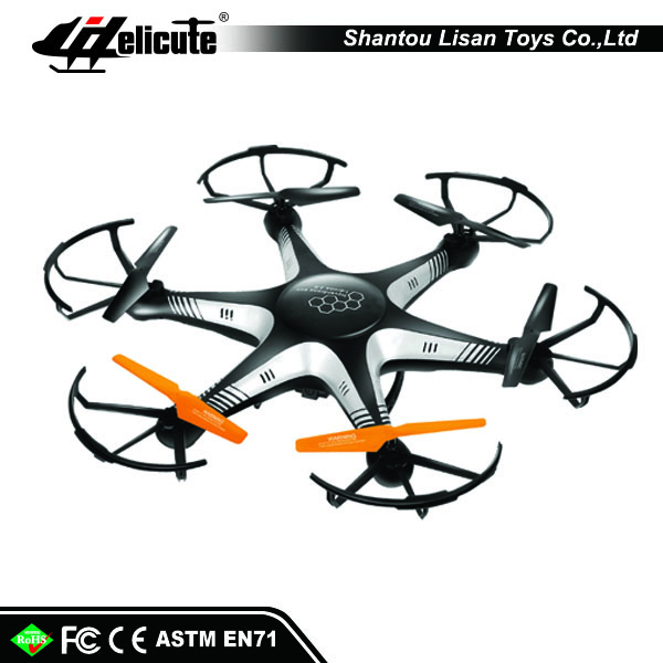 Hover HD camera 6 rotor drones with FPV real time transmit