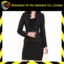 best selling custom women color for office uniform manufacturer