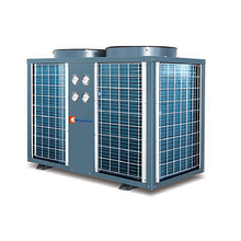 Swimming pool heat pump for water heating system